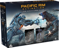 Pacific Rim: Extinction Miniatures Game Starter Set