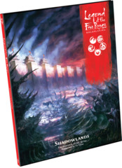 Legends of the Five Rings RPG: Shadowlands Hardcover