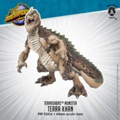 Terrasaurs Monster: Terra Khan