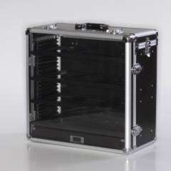 Display Tower - Full Size Case - Mark III with shelves