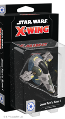 Star Wars X-Wing - 2nd Edition - Jango Fett's Slave I Expansion Pack