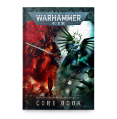 9th Edition Warhammer 40k Core Rule Book