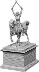 WizKids Deep Cuts Unpainted Miniatures: W10 Heroic Statue