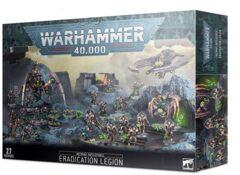 Necrons Battleforce Eradication Legion