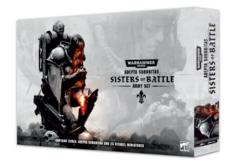Adepta Sororitas: Sisters of Battle