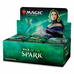 War of the Spark Release Booster Box