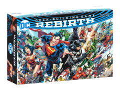 DC Deck Building Game: Rebirth