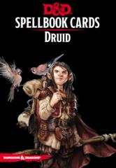 Updated Spellbook Cards Druid
