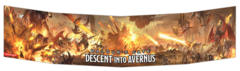 Descent into Avernus DM Screen