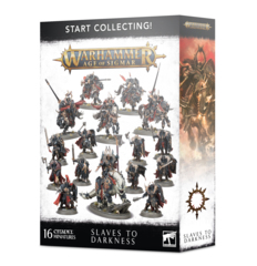 Start Collecting! Slaves to Darkness (2019)