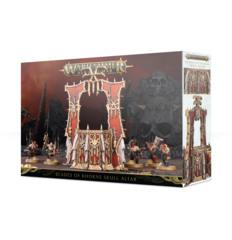 Blades of Khorne - Skull Altar