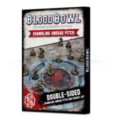 Blood Bowl: Undead Pitch & Dugouts