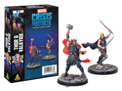 Thor & Valkyrie Character Pack