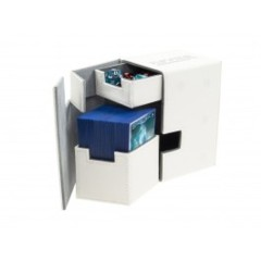 Ultimate Guard FLIP'n'TRAY DECK CASE 100+ - White