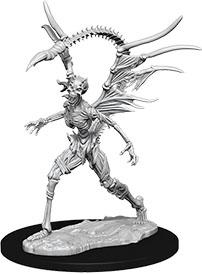 Pathfinder Deep Cuts Unpainted Miniatures: W7 Bone Devil