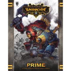 Warmachine Prime: MK III HARDCOVER