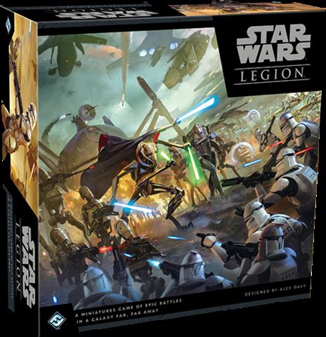 Clone Wars Core Set