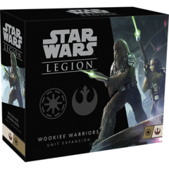 Wookiee Warriors [2021]