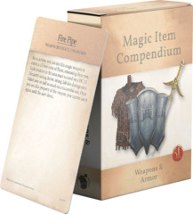 The Ultimate Guide to Alchemy, Crafting, and Enchanting: Magic Item Compendium - Weapons and Armors