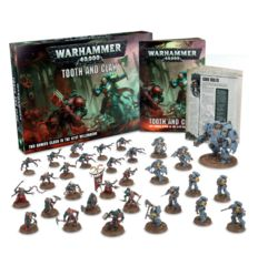 Warhammer 40K - Tooth and Claw