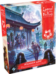 Legend of the Five Rings RPG: Beginner Game
