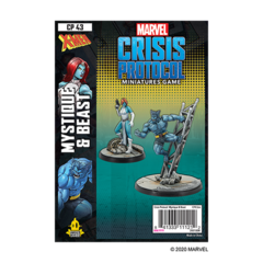 Mystique & Beast Character Pack