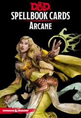 Updated Spellbook Cards Arcane