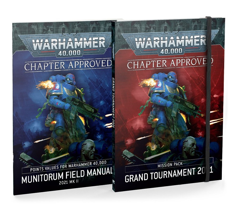 Chapter Approved: Grand Tournament Mission Pack 2021