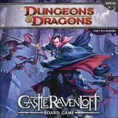 Dungeons & Dragons Board Game: Castle Ravenloft