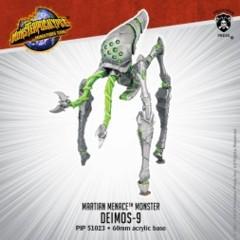 Martian Menace Monster: Deimos-9