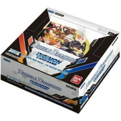 Digimon Card Game: Double Diamond Booster Box