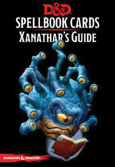 Spellbook Cards - Xanathar`s Guide Deck