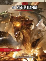 Dungeons and Dragons RPG: Tyranny of Dragons-The Rise of Tiamat