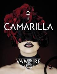 Vampire: The Masquerade - The Camarilla (Sourcebook)