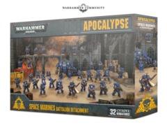 Apocalypse Space Marine Battalion Detatchment