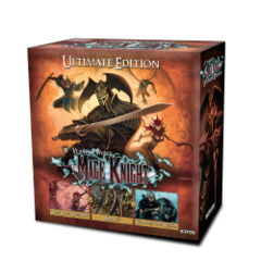Mage Knight Board Game: Ultimate Edition