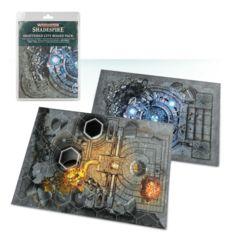 Warhammer Underworlds: Shattered City Board Pack