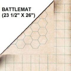CHX 96246 - Battlemat 1inch square/hexes