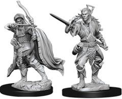 Nolzur's Marvelous Unpainted Miniatures - Male Elf Rogue