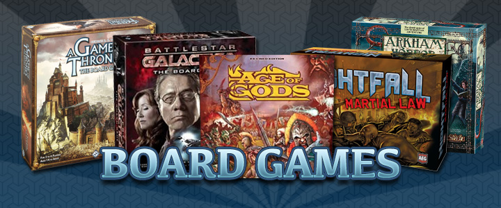 Checkout our Board Games