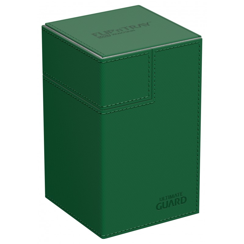 Ultimate Guard FLIPnTRAY DECK CASE 100+ - green