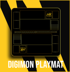 PPG Official Digimon Playmat (Cloth 2-Player)