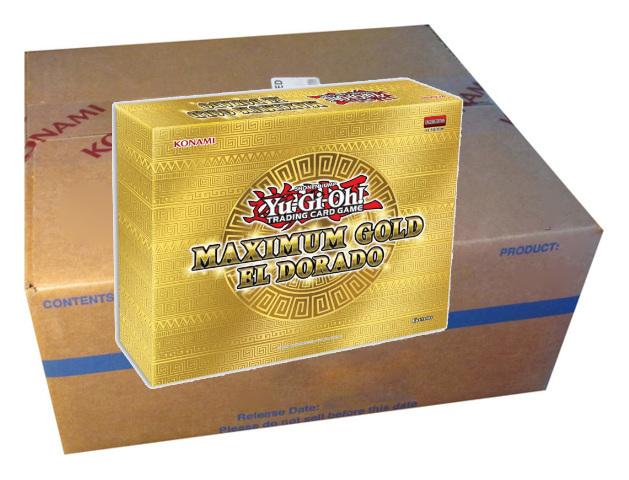 Maximum Gold: El Dorado Booster Case