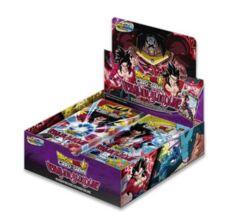 Dragon Ball Super - Set 11: Vermilion Bloodline Booster Box - 2nd Edition