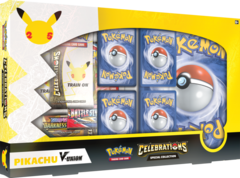Celebrations Special Collectoin - Pikachu V-Union