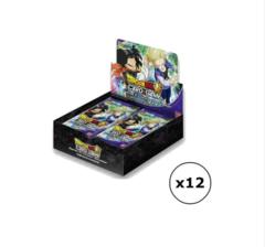 Dragon Ball Super - Battle Evolution Booster Case (12 Boxes)