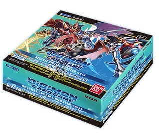 Digimon Card Game Booster Box Set 1.5 (June Reprint)