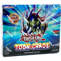 Toon Chaos Unlimited Edition Booster Box