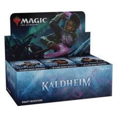 Kaldheim Draft Booster Box (Pre-Release)