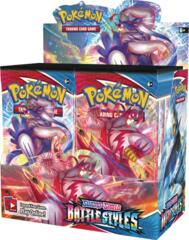 Sword & Shield - Battle Styles Booster Box